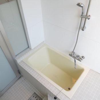 お風呂もその空間に