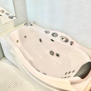 ミストサウナ&浴室乾燥機も付いてます!※写真は2階同間取り・別部屋のものです。