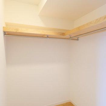 容量もたっぷりはいります※写真は似た間取りの別部屋です