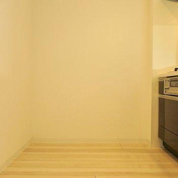 スペース広め(※写真は2階の同間取り別部屋のものです)