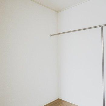 むしろ、個室として使っても良さそうな広さ。