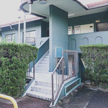 3階だけど、ほぼ1階みたいなものですね。