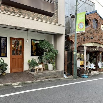 【東松原】オシャレなカフェで一休みもいいですね