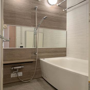 追い炊きや浴室乾燥の付いたお風呂