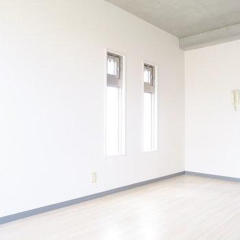 明るさも良好◎ ※写真は3階同間取り・別部屋のものです。
