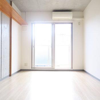 スッキリとしてます ※写真は3階同間取り・別部屋のものです。