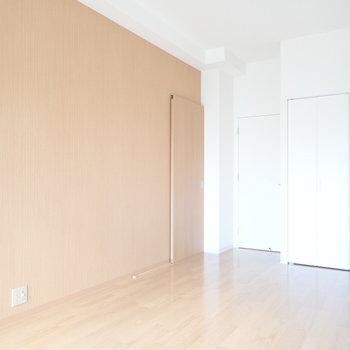 キャラメルのようにも見えます。※写真は同間取り別部屋のものです。