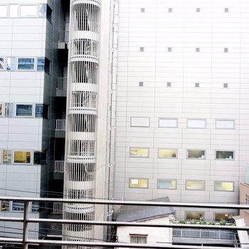 都会の眺望!※写真は類似間取り・別部屋のものです。