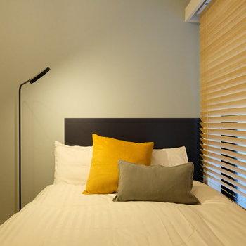 ぬくもりのある寝心地のよい睡眠スペース