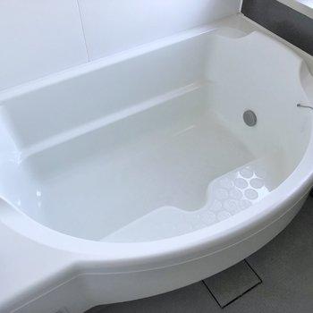 ついつい長風呂しちゃいそうだなあ。