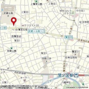 ルーブル上鷺宮弐番館