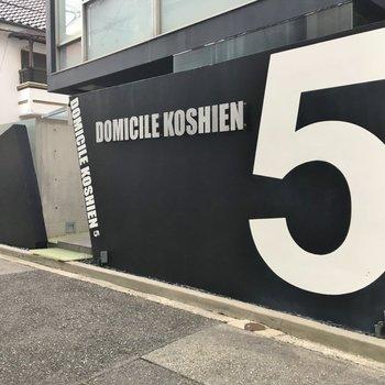 「5」、大きすぎ~!