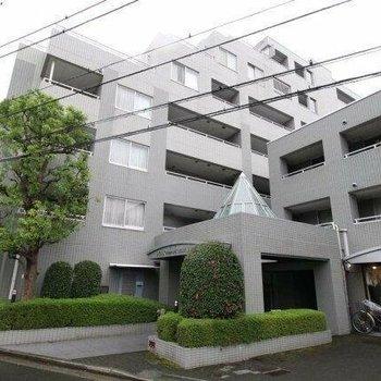 ダイアパレスグランデージ大倉山弐番館