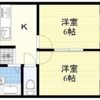 どっちのお部屋を寝室にしましょうか