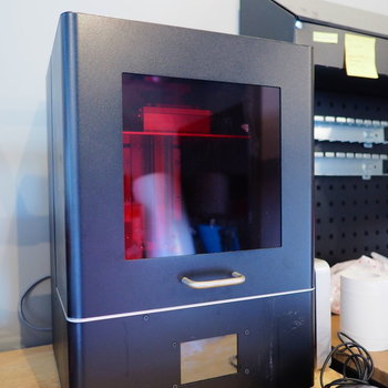 3Dプリンターも使えますよ!
