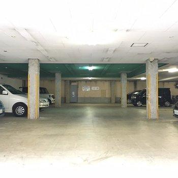 駐車場もありましたよ。