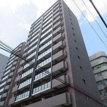 梅田まで歩ける場所にこんなマンション