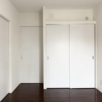 【洋5】独立した個室でも、