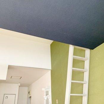 白・紺・緑の良き組み合わせ。