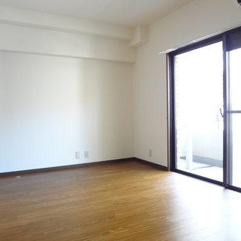 1人暮らしには十分な広さです。(※写真は6階同間取り別部屋のものです)