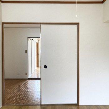 【北側洋室6帖】