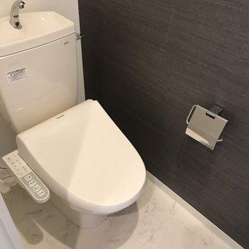 おトイレは落ち着く空間