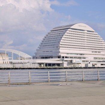 みなとまち神戸をこよなく愛せます。