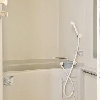 浴室乾燥機が付いていますよ