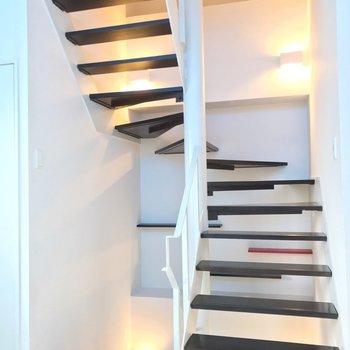 【2F】そして、さらにのぼって3階へ…