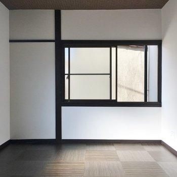 2F部分の洋室!どこか懐かしさが残るお部屋。