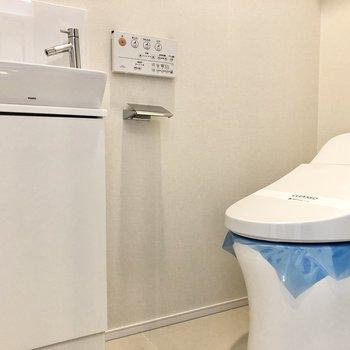 手洗い場もついていますよ。