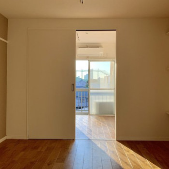 初めての一人暮らしにもってこいの間取り。※写真は4階同間取りのもの使用