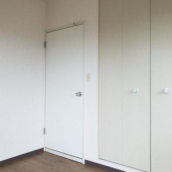 【洋室約4.6帖】子ども部屋にも良さそうなサイズ感。