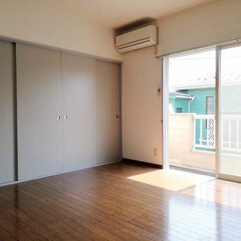 【DK】風通りが良さそうです!※写真は2階の同間取り別部屋のものです