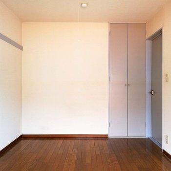 【洋室】寝室にもできそうですね※写真は2階の同間取り別部屋のものです