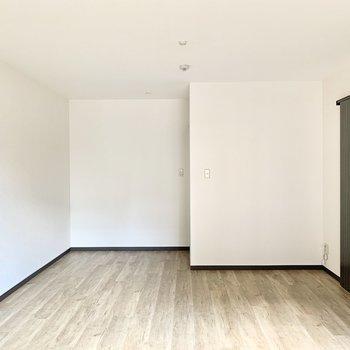 家具の配置は自由自在◎