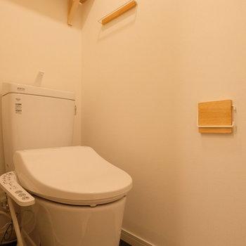 【イメージ】トイレもウォシュレット付きの新品を!