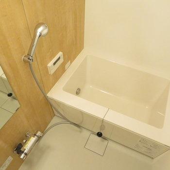 お風呂もこの度新品へ。お部屋の雰囲気ともマッチしています