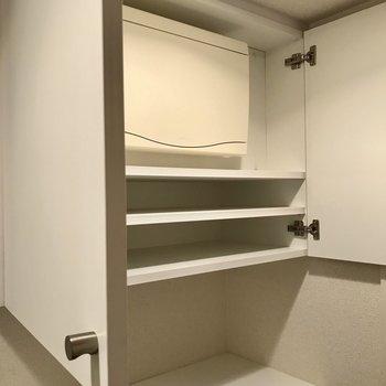 上にもあります。※写真は2階の同間取り別部屋のものです