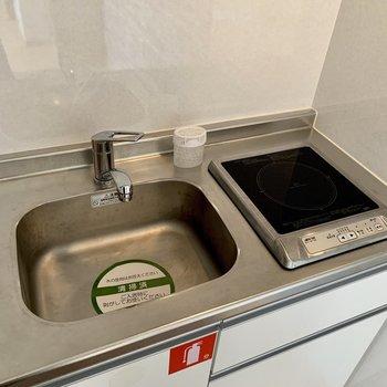 水切りを用意するとキッチンを有効に使えそうです