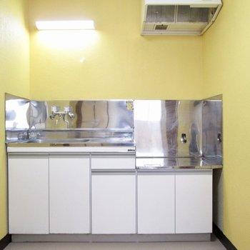 キッチンも広いですよね〜※写真は前回募集時のものです