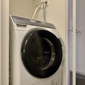 ※洗濯機はサンプルです。備え付きではないため、ご了承ください