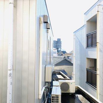 眺望は住宅です。