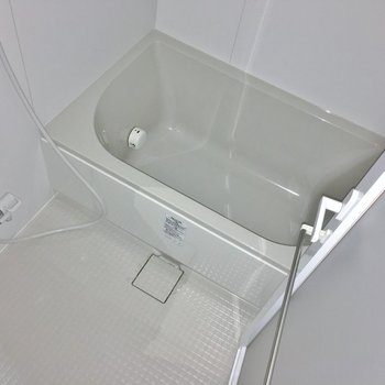 浴室乾燥付き。