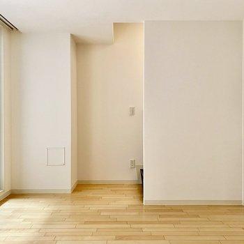 【Bedroom】はっきりしたカラーが合いそうです。