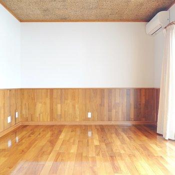 こちらも寝室として使える広さ。子ども部屋にも良いですね。