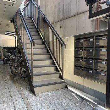 自転車も置けますよ〜!