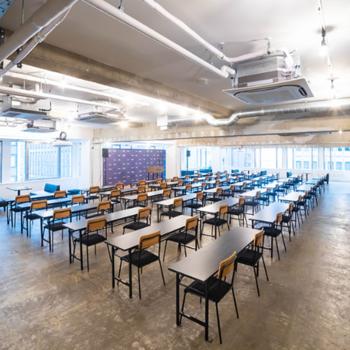 【6F】セミナーや勉強会に最適な大規模スペース