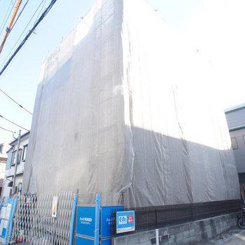 仮称 東蒲田2丁目メゾン