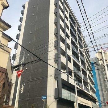 令和元年完成!ぴかぴかの建物です。